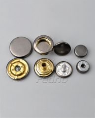 Metal snap fastener snap button for clothing 1000 sets-SF02