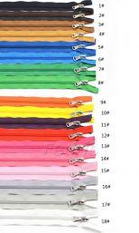 #5 Open-End Nylon Coil Zipper