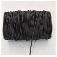 Full Roll White Round Elastic Cord Rope 009393