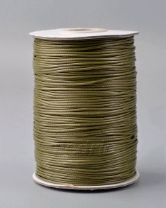 19 Colors Twine String Waxed Rope 1mm 165m/Roll HTS172